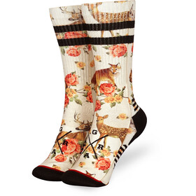 Loose Riders Technical Socks forest animals